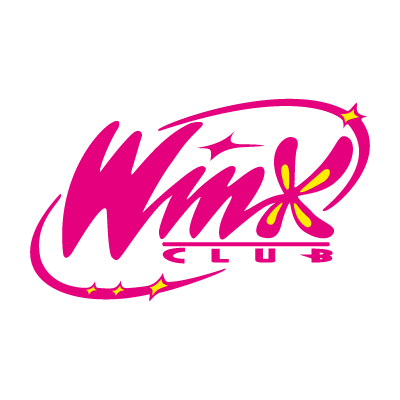 Winx club logo vector logo