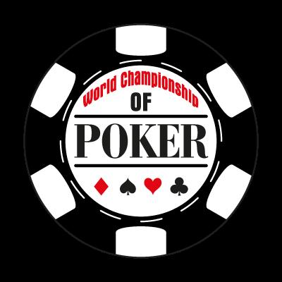 World Championship of Poker logo vector logo