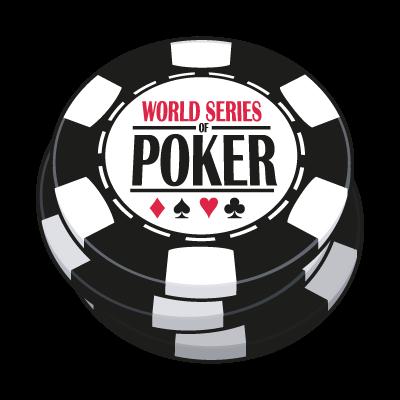 World Series of Poker vector logo