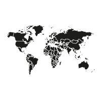 World black vector