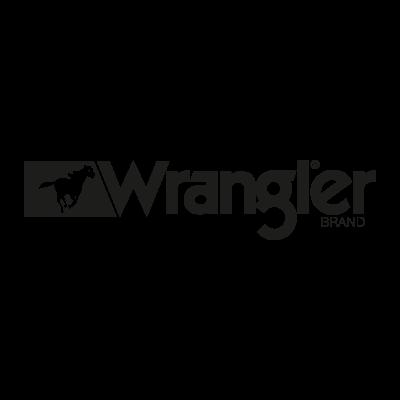 Wrangler Brand logo vector logo