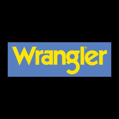 Wrangler Jeans logo vector logo