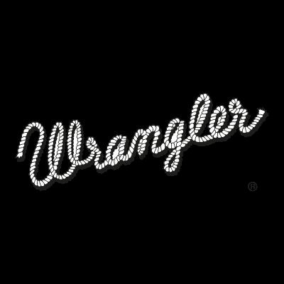 Wrangler Old logo vector logo