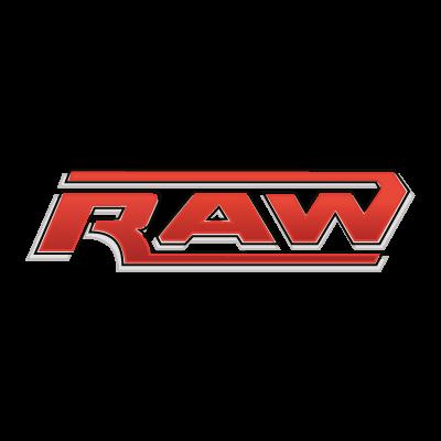 WWE RAW logo vector logo