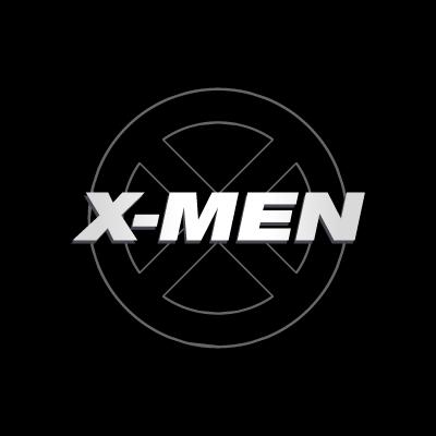 X-Men logo vector logo