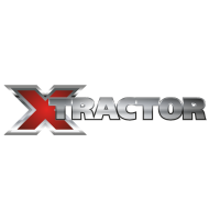 X tractor logo
