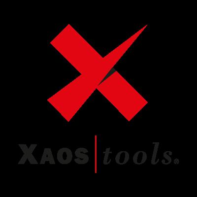 Xaos Tools logo vector logo