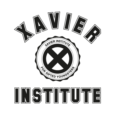 Xavier Institute logo vector logo