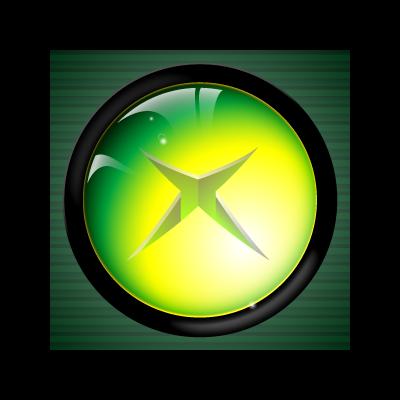 XBOX Button logo vector logo