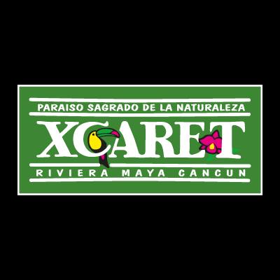 Xcaret logo vector logo