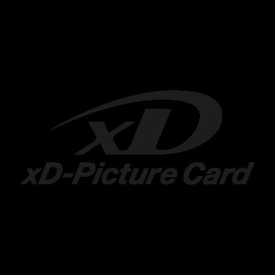 XD-Picture Card logo vector logo