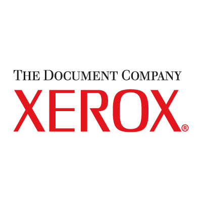 Xerox Company logo vector logo