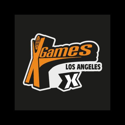 XGames 10 logo vector logo