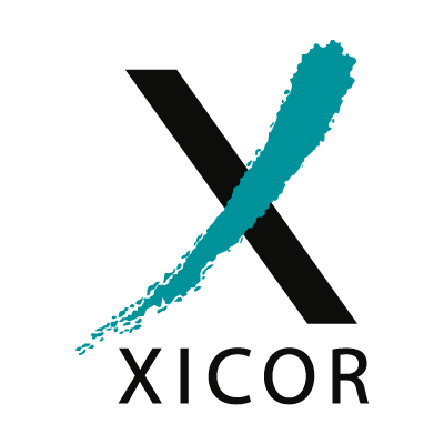 Xicor logo vector logo