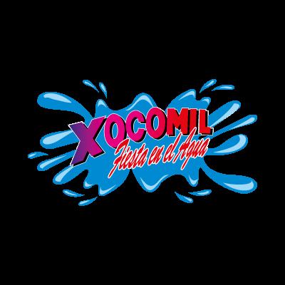 Xocomil logo vector logo