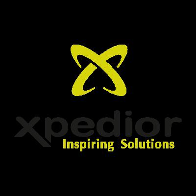 Xpedior logo vector logo