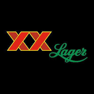 XX Lager  logo vector logo
