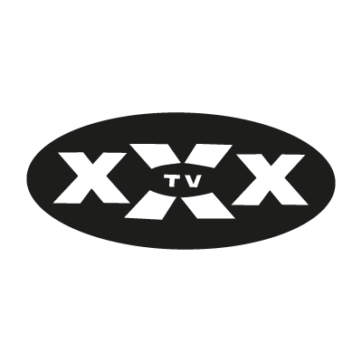 XXX TV logo vector logo