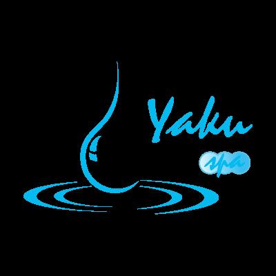 Yaku spa logo vector logo