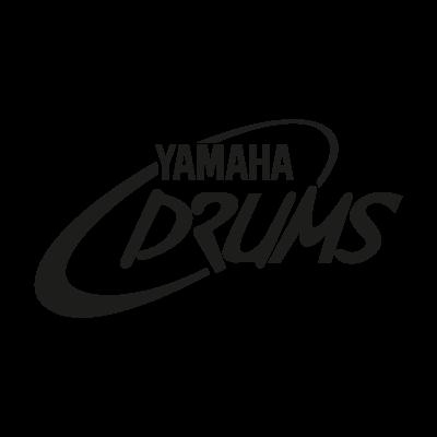 Yamaha Drums logo vector logo