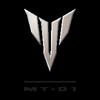Yamaha MT – 01 logo