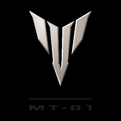 Yamaha MT – 01 logo vector logo
