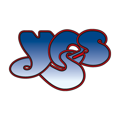 Yes logo vector logo