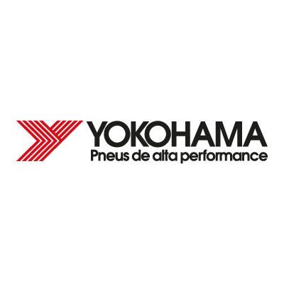 Yokohama rubber logo vector logo