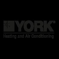York Black logo