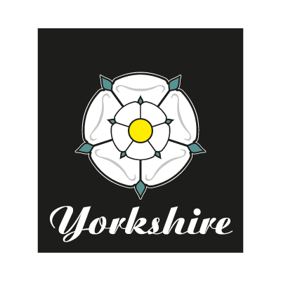 Yorkshire Rose logo vector