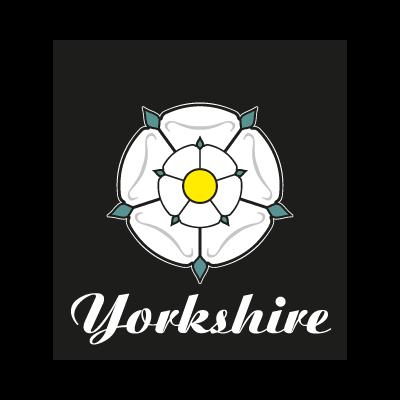 Yorkshire Rose logo vector logo