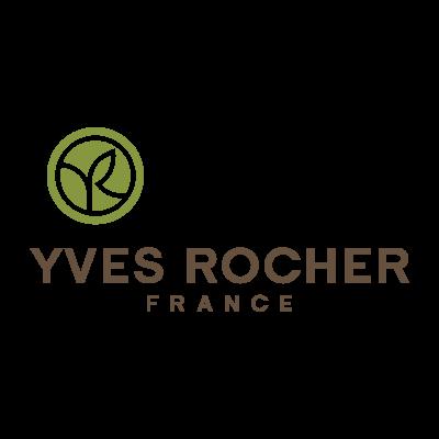 Yves rocher logo vector logo