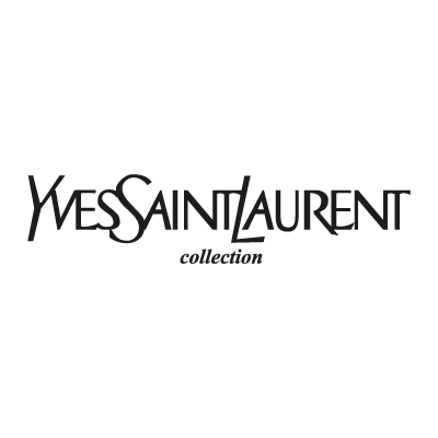 Yves Saint Laurent Collection logo vector logo
