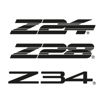 Z Series logo vector logo