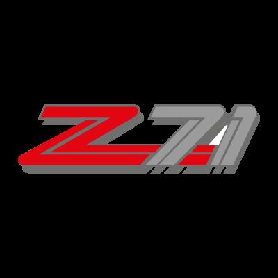 Z71 Chevrolet logo vector logo