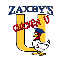 Zaxbys Chicken U logo