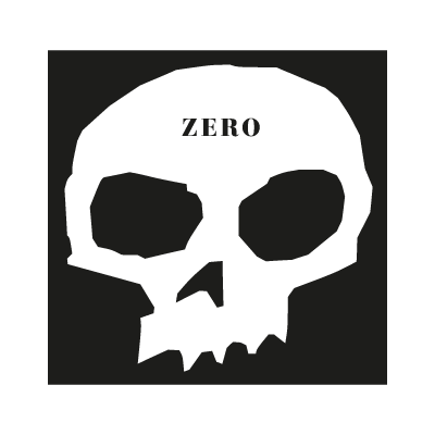Zero Skateboards logo vector logo