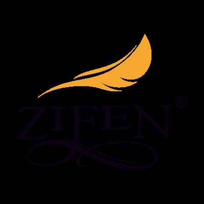 Zifen logo vector logo