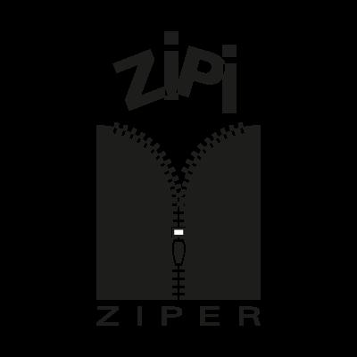 Zipi Ziper logo vector logo
