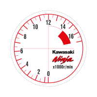 Zx-6r Ninja logo