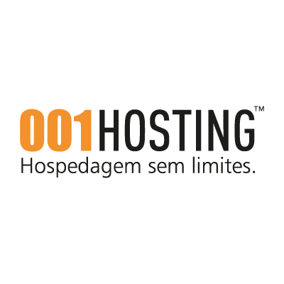 001 Hosting logo vector logo