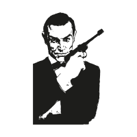 007 James Bond vector