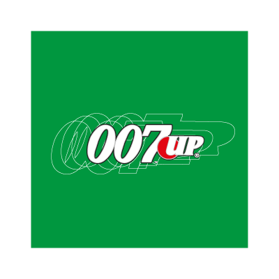 007Up logo vector logo
