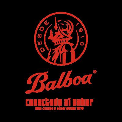 02balboa 2007 logo vector logo