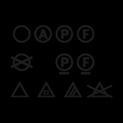 068 sign logo vector logo