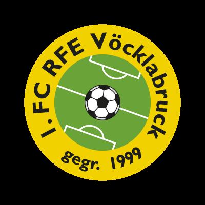1. FC RFE Voecklabruck logo vector logo