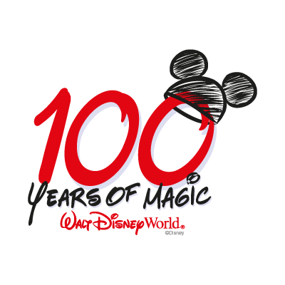 100 Years of Magic logo vector logo