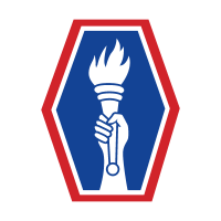 100th Battalion logo