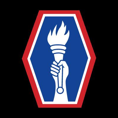 100th Battalion logo vector logo