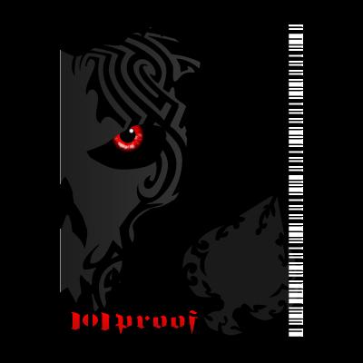 101 Proof logo vector logo